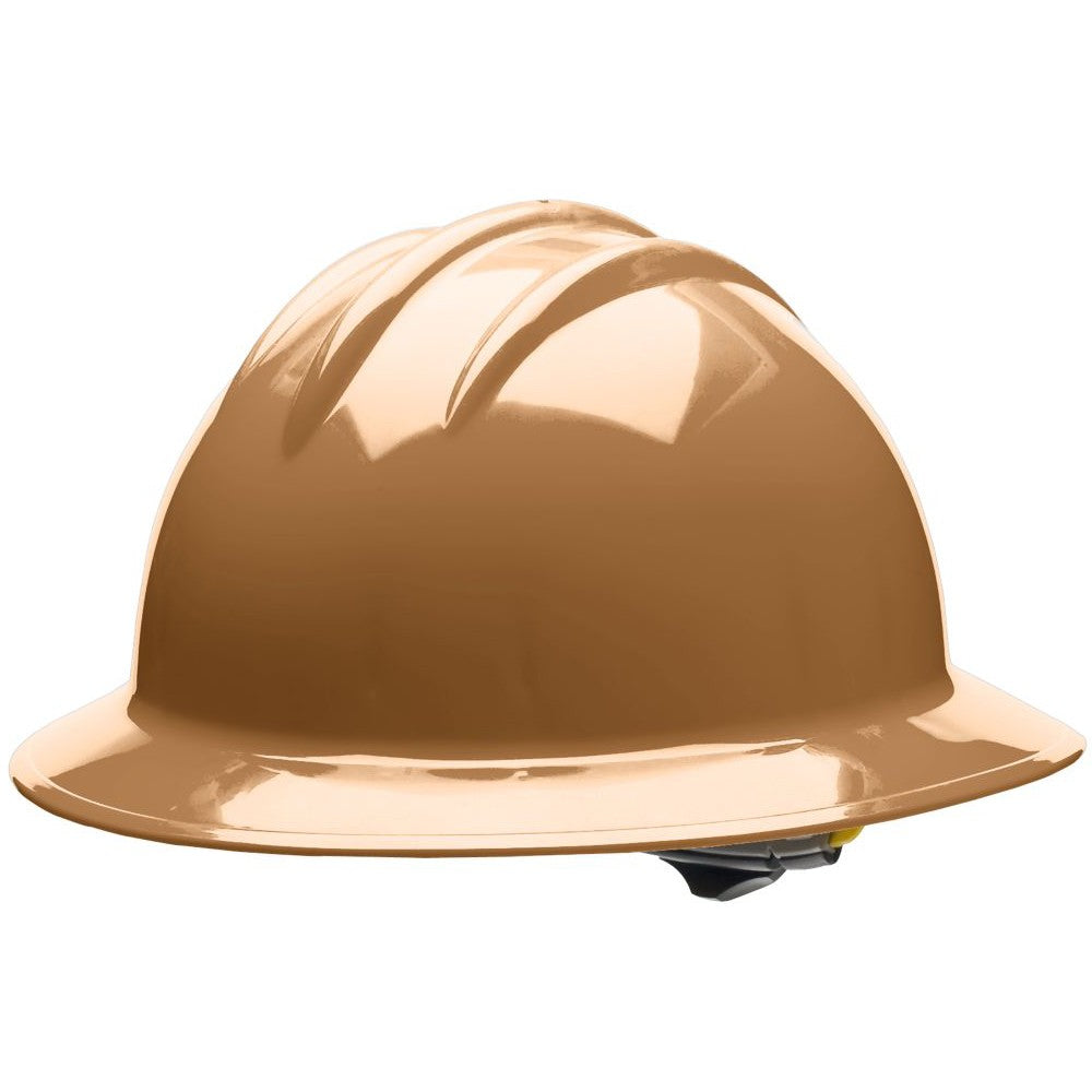 BULLARD C33 Classic Full Brim Hard Hats w/ Ratchet Suspension