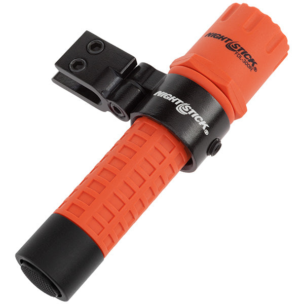 NIGHTSTICK DL-300R-K01 Tactical Fire Light w/Multi-Angle Helmet Mount