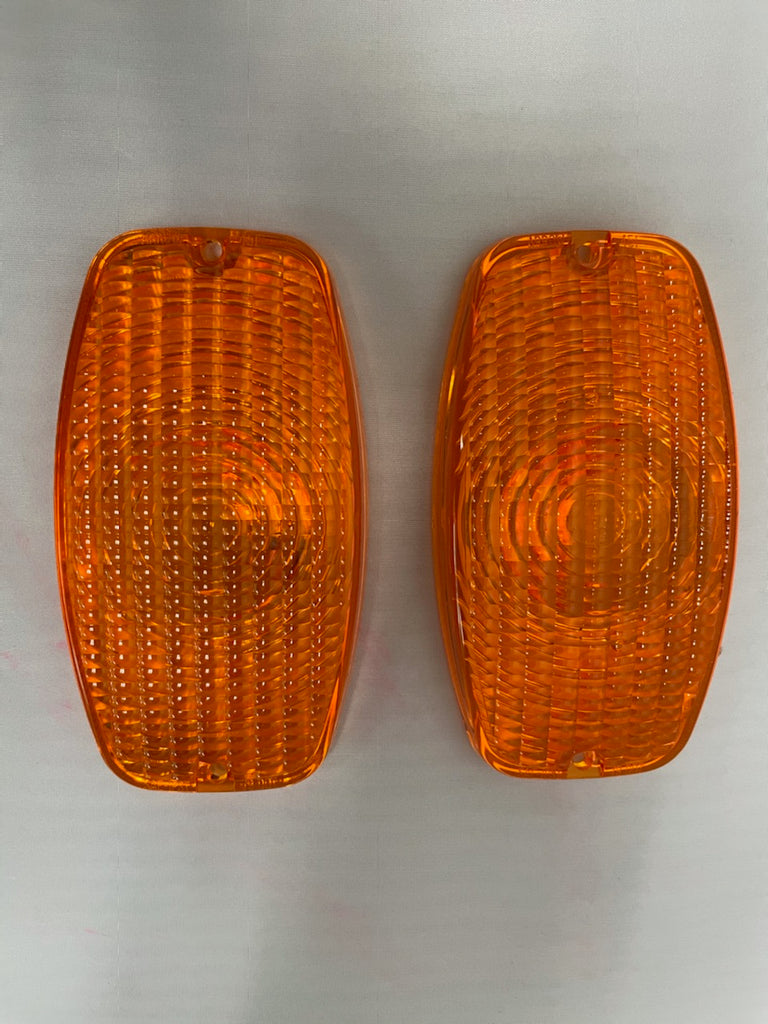 Amber Acrylic Lens: ( Package of 2 )Signal Light for 779 series