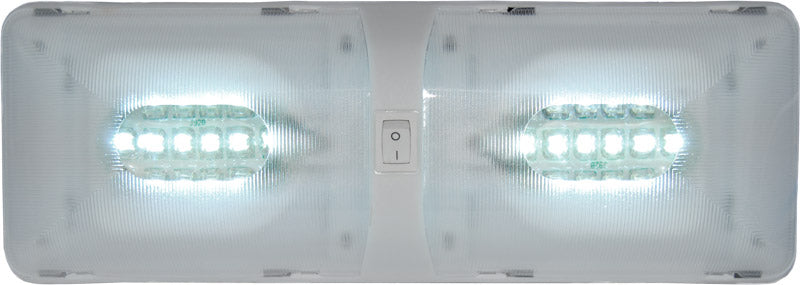 LED Double Light , w\ Clear lights