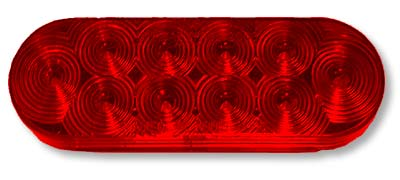 "6"" Oval Sealed LED Stop/ Tail / Turn Lamp"