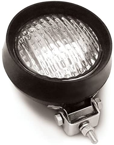 RUBBER UTILITY LAMP