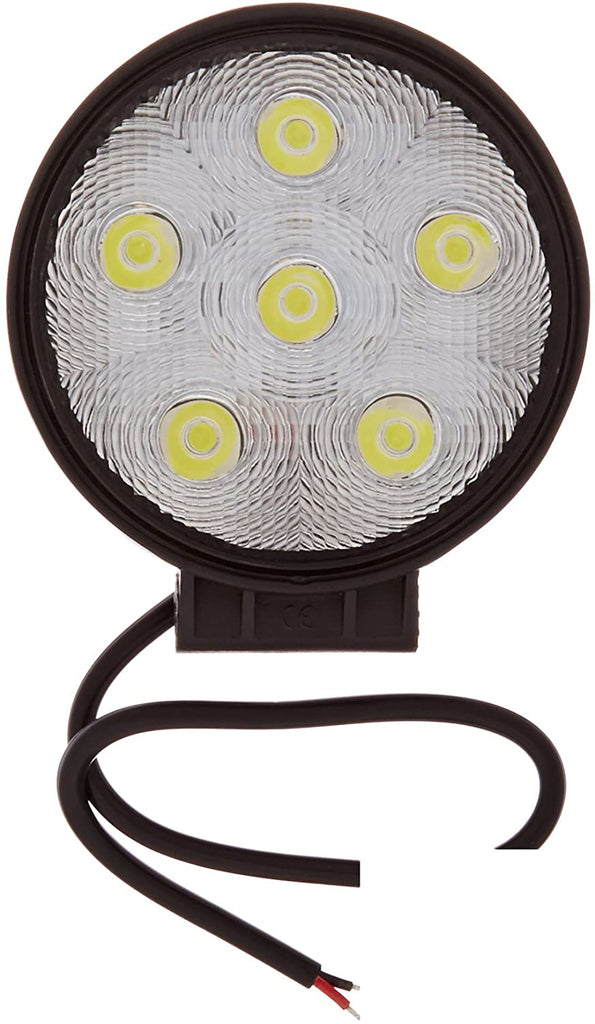 LED WORK LIGHT Aluminum Housing PC lens