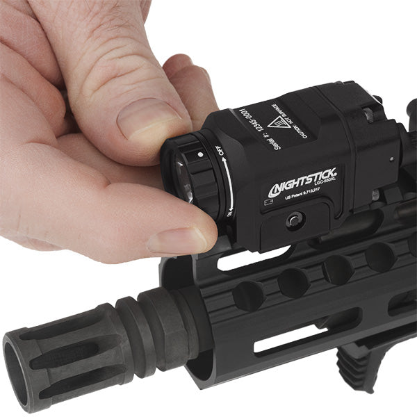 BAYCO NIGHTSTICK LGC-550XL Long Gun Compact Weapon Light
