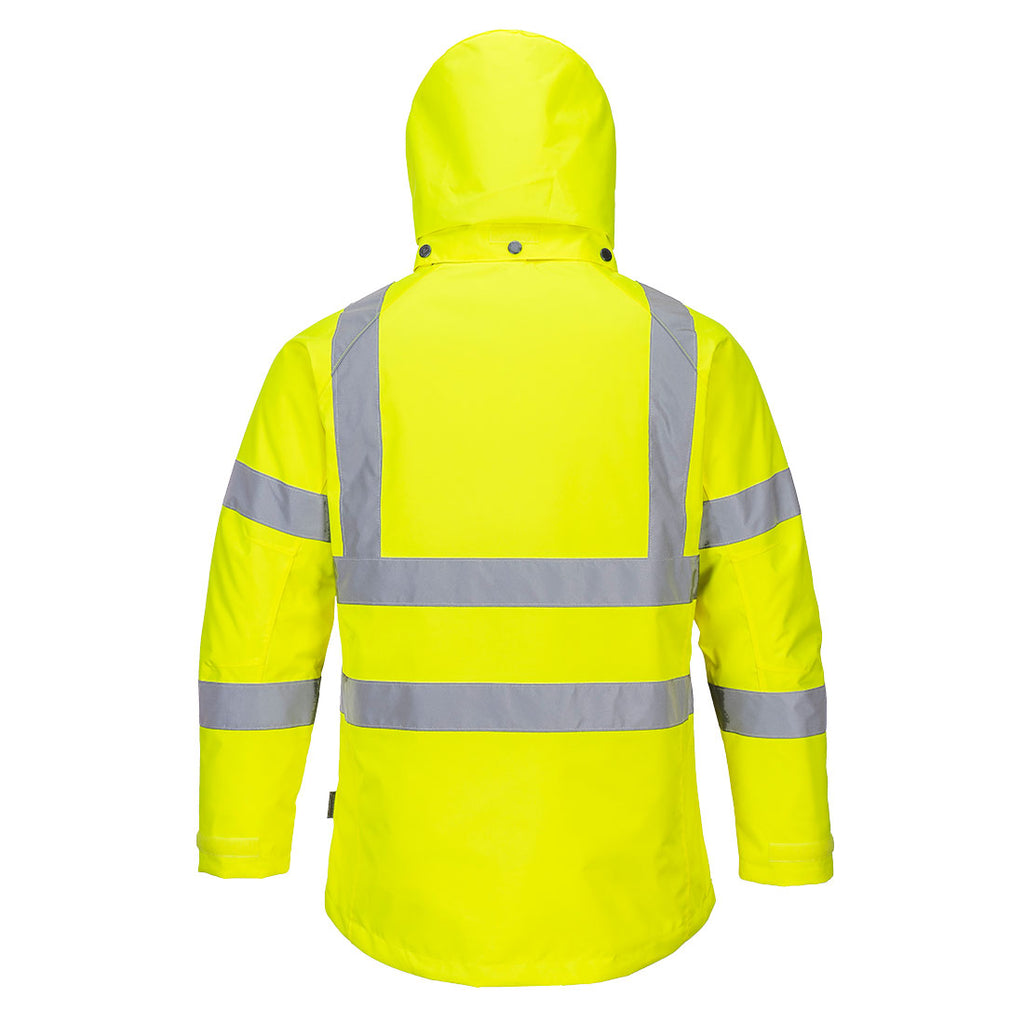 PORTWEST Ladies Hi-Vis Winter Jacket