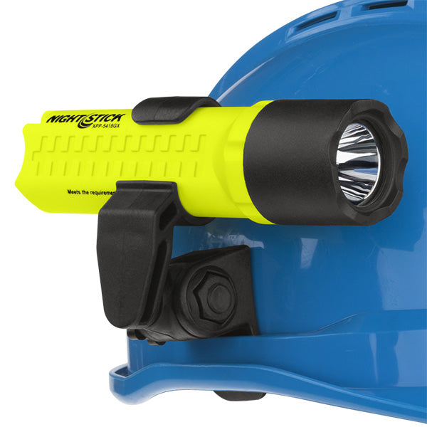 NIGHTSTICK XPP-5418GX-K01 Intrinsically Safe Flashlight (3 AA) with Multi-Angle Mount