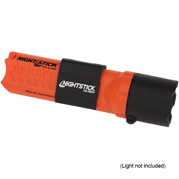 NIGHTSTICK NS-HMC8 Rotating Flashlight Mount for European MSA Fire & SAR Helmets