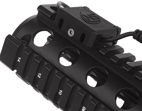NIGHTSTICK NS-WM1 2 Picatinny Rail Wire Management Clamps