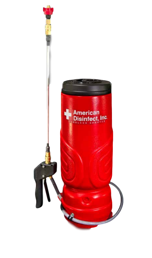 American Disinfectant Misting System