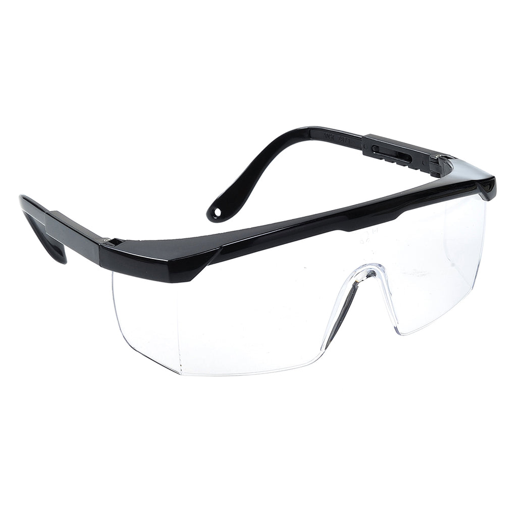 PortWest   PW33 - Classic Safety Glasses