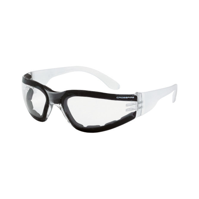 Crossfire Shield Foam Lined Safety Eyewear