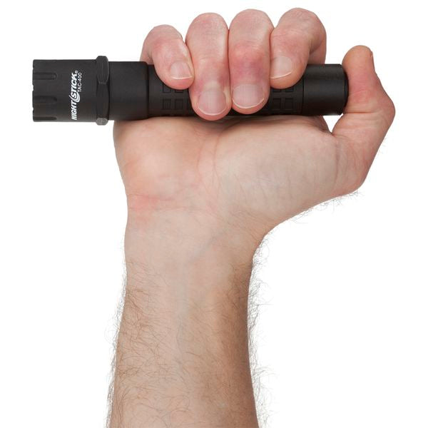 NIGHTSTICK TAC-400B Polymer Tactical Flashlight - Rechargeable