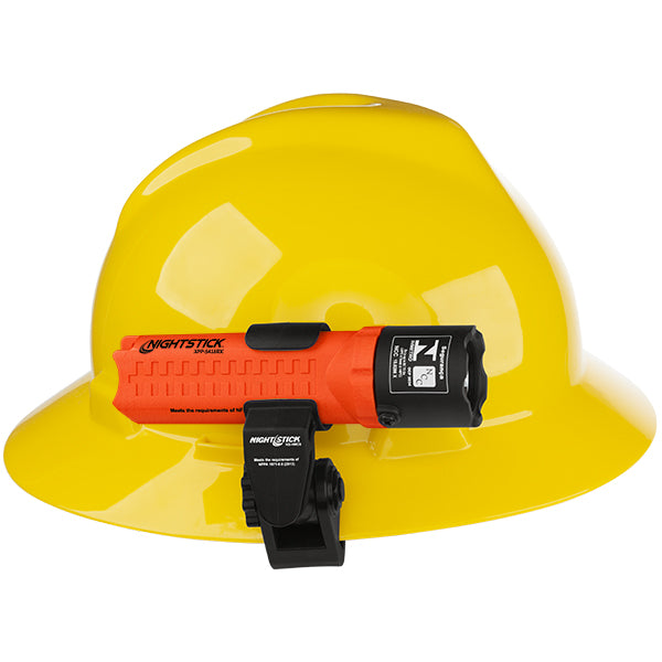BAYCO NIGHTSTICK XPP-5418GX-K01 Intrinsically Safe Flashlight (3 AA) with Multi-Angle Mount