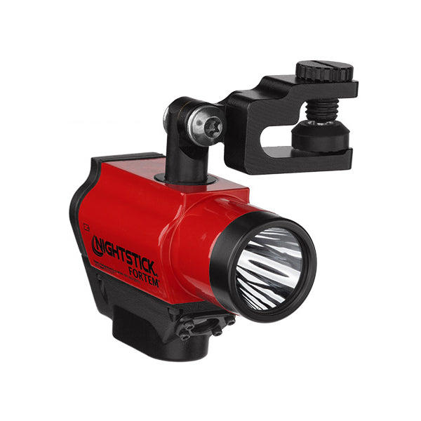 BAYCO NIGHTSTICK XPP-5466R FORTEM™ - Intrinsically Safe Helmet-Mounted Dual-Light™ Flashlight