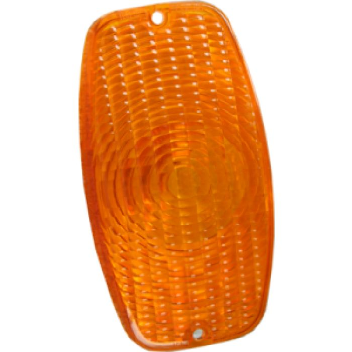 Amber Acrylic Lens: Signal Light For 779 Series - Transportation Safety