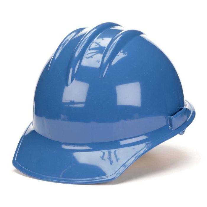 Bullard C30 Classic Series Hard Hats W/ Ratchet Suspension - Kentucky Blue - Highway Safety