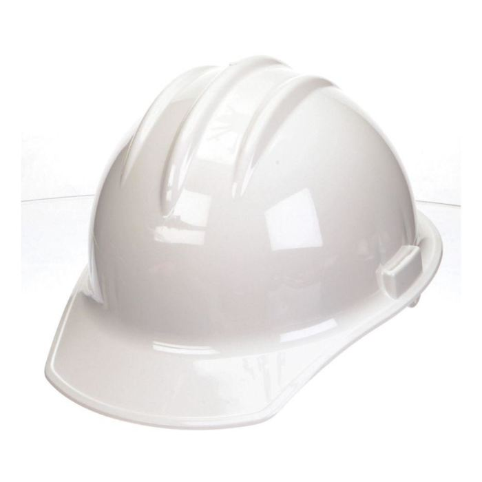Bullard C30 Classic Series Hard Hats W/ Ratchet Suspension - White - Highway Safety