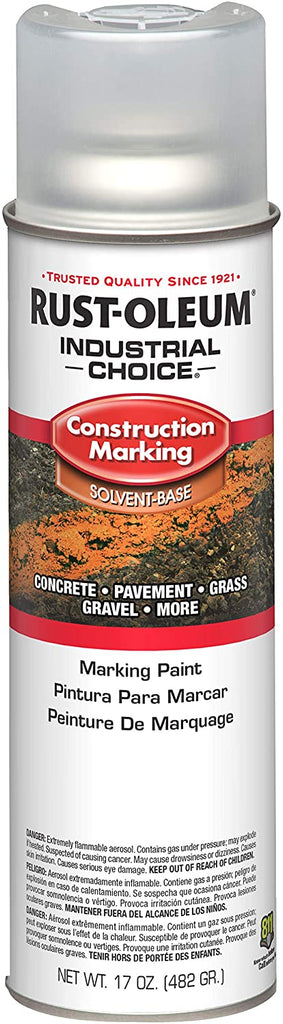 M1400 SYSTEM SOLVENT-BASED Construction Marking Paint (12PK)