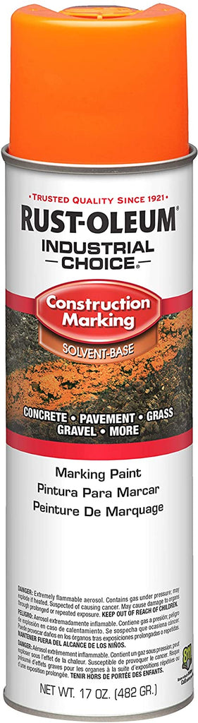 M1400 SYSTEM SOLVENT-BASED Fluor Construction Marking Paint (12PK)