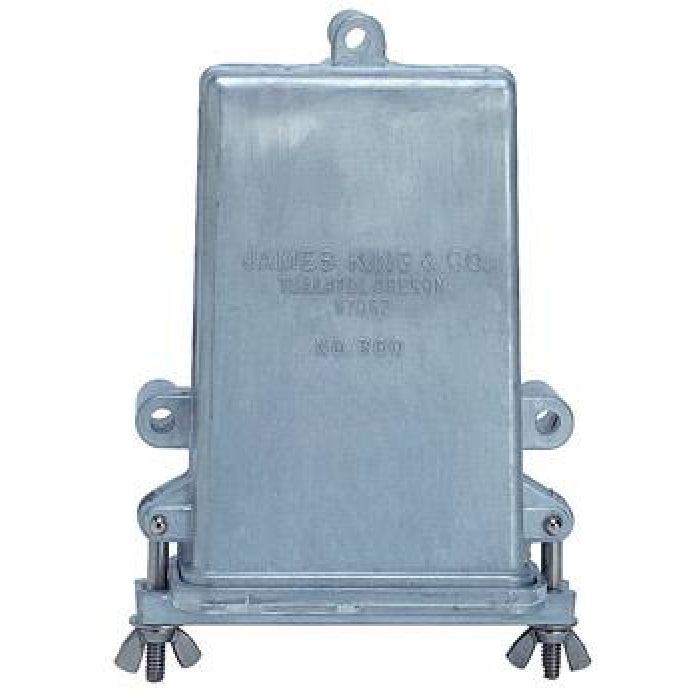 James King & Company Watertight Security Box - Transportation Safety