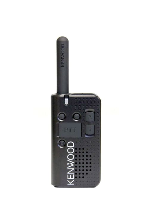 Kenwood Pkt-23 Uhf Two-Way Radio - Public Safety