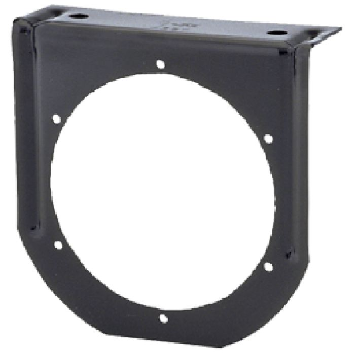 L Mounting Bracket For 4 Round Lights - Transportation Safety