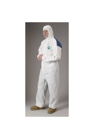 Lakeland Micromax Ns Cool Suit Coverall W/ Hood - Clearance