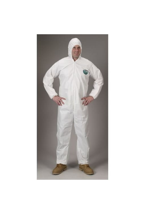Lakeland Micromax Ns Coverall W/ Hood - Clearance