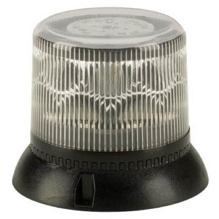 Led Beacon Warning Light - Sae Class - 2 Levels Of 8 Leds Each - Choose Your Diode/lens Color - Transportation Safety