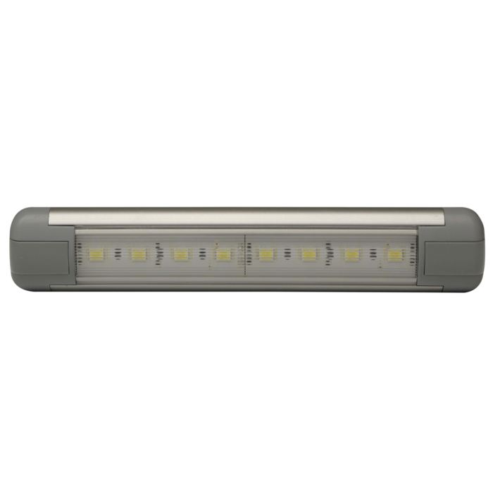Led Interior Rectangular - 7 / Clear - Transportation Safety