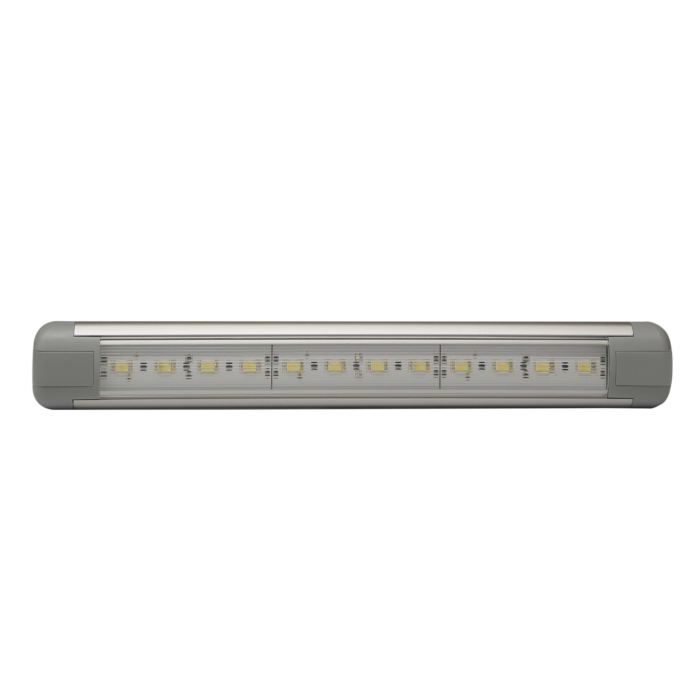 Led Interior Rectangular - 9.5 / Clear - Transportation Safety
