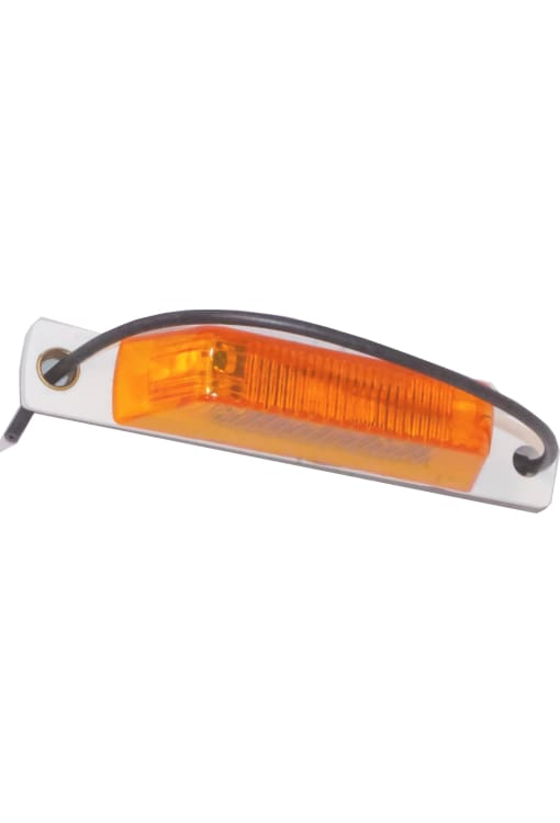 Led Marker Light Amber - Transportation Safety