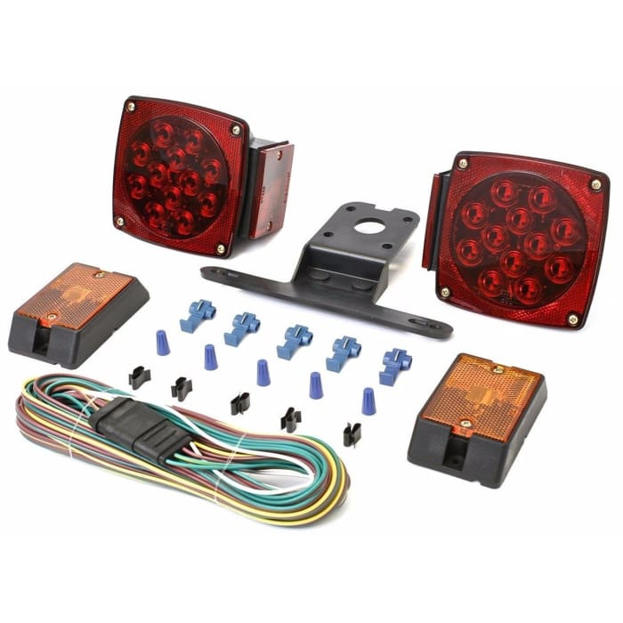Led Trailer Light Kit - Transportation Safety