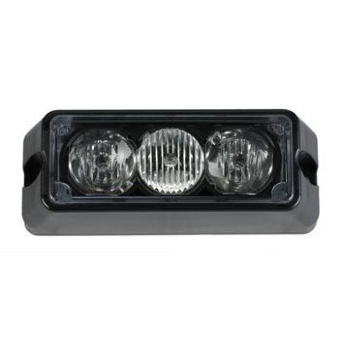 Led Warning Light - Surface Mount - 14 Patterns - Choose From 4 Colors - Transportation Safety