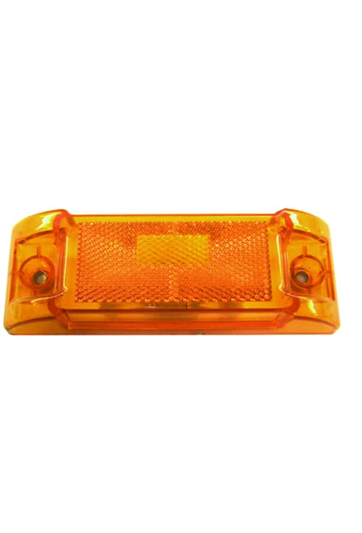 Marker Light- W/pigtail - Amber Or Red - Transportation Safety