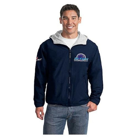Mars/va Port Authority Special Order Unisex - Port Authority® Team Jacket - Embroidered - Mars Logo Wear