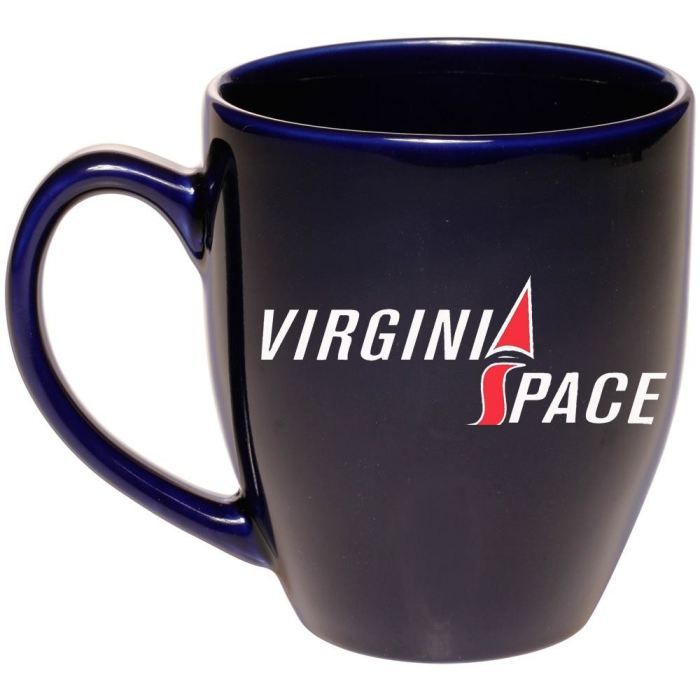 Mars/va Space Logo 16 Oz. Coffee Mug - Mars Wear