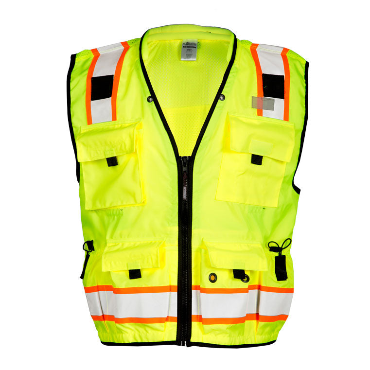 ML KISHIGO Professional Surveyors Vest