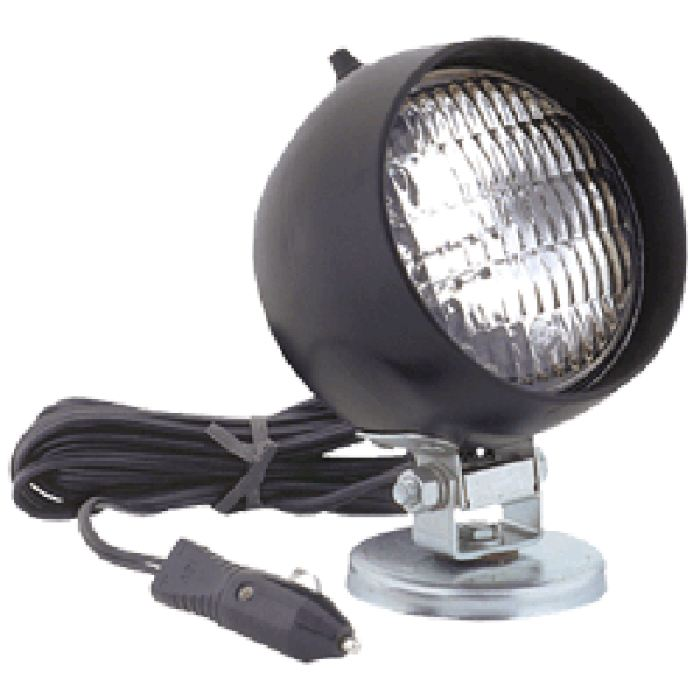 Par 36 Utility Light - Magnetic Mount With Cigarette Plug - Transportation Safety