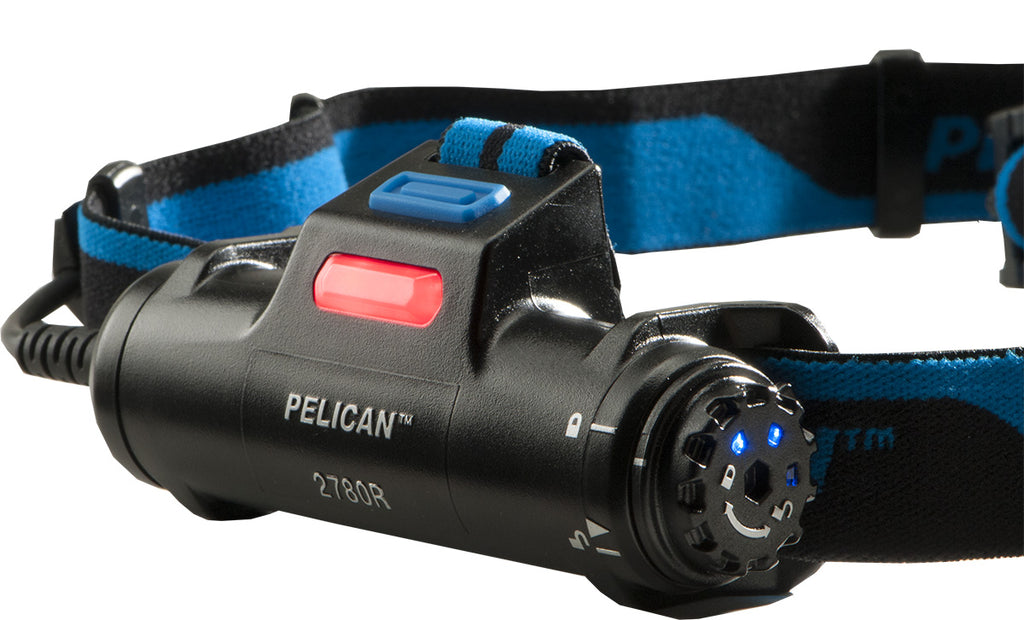 Pelican 2780R  Headlamp