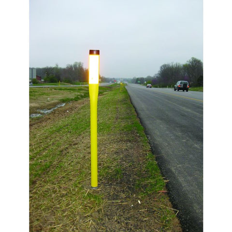 Safe Hit 36 Type 2 Guide Post Delineator - Highway Safety