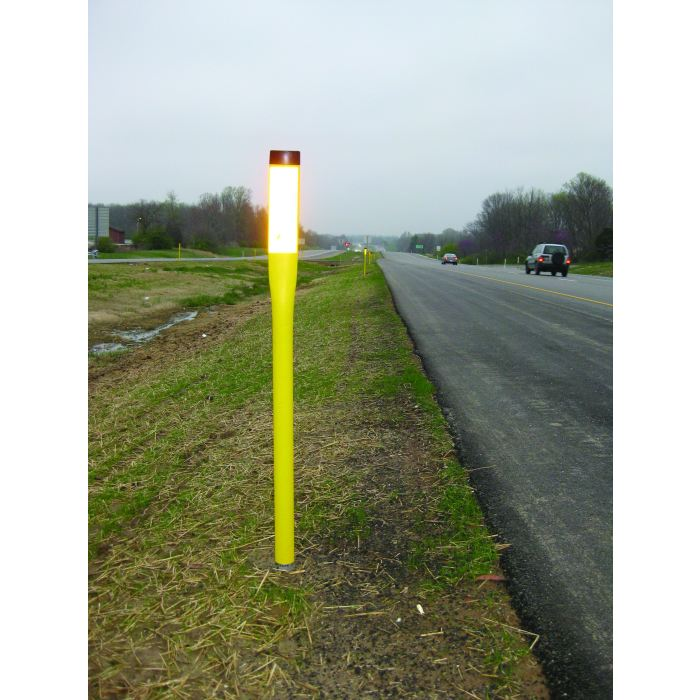 Safe Hit 48 Type 2 Guide Post Delineator - Highway Safety