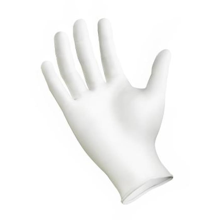 Sempermed Gripstrong® White Nitrile - Public Safety
