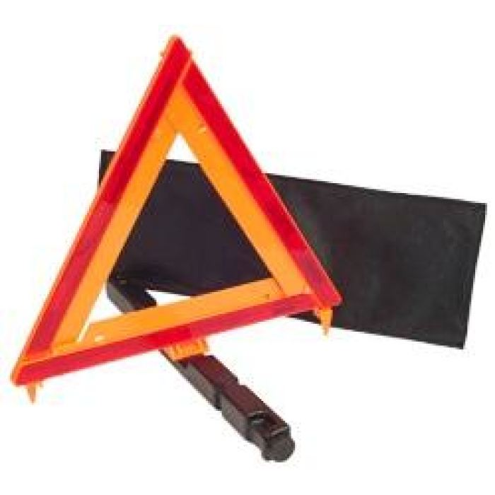 Triangle Flare In Bag - Transportation Safety