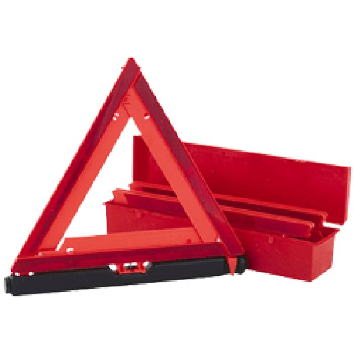 Triangle Flare Set - 3 Per Box - Transportation Safety