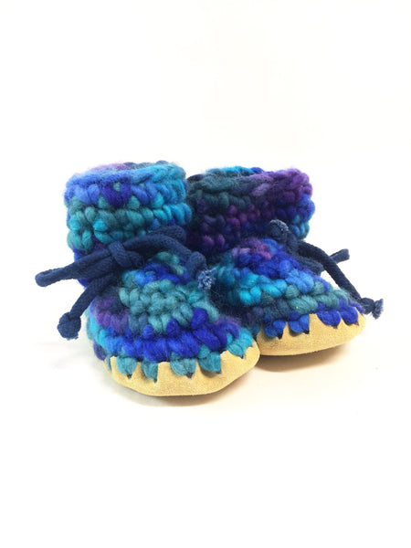 Padraig Cottage Slippers - Baby Sizes