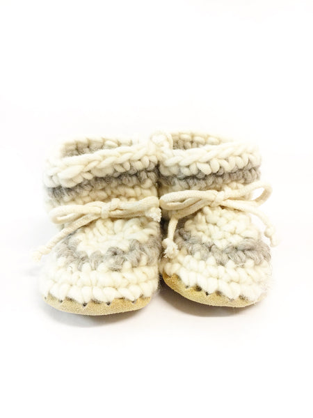 Padraig Cottage Slippers - Child Sizes
