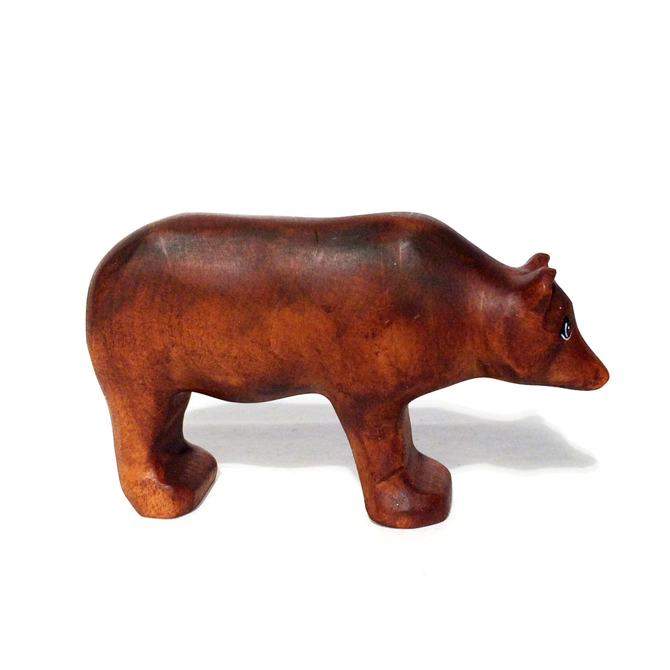 Wooden Toys - Brown Bears