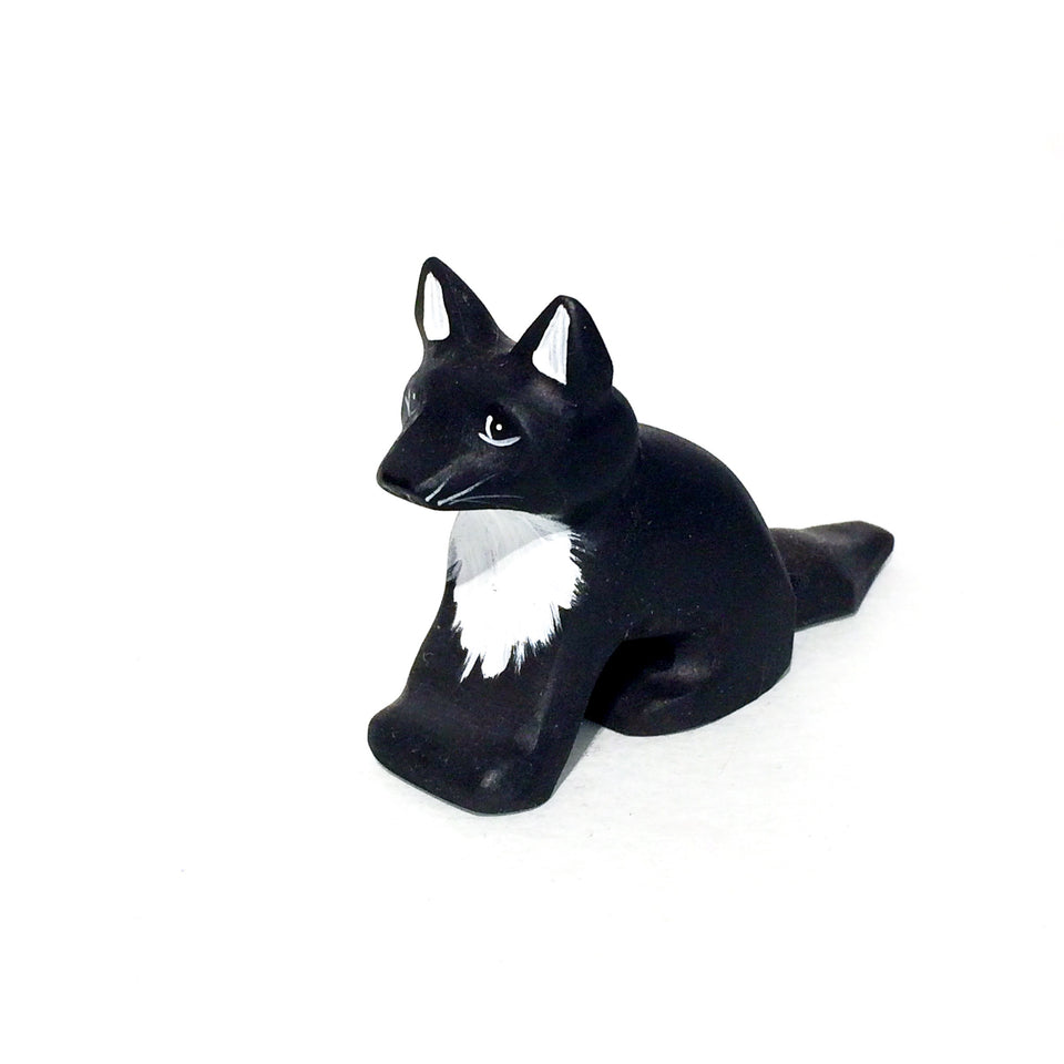 Wooden Toys - Black Wolves