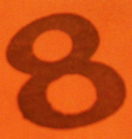 Brandin' Buddies Number - 8